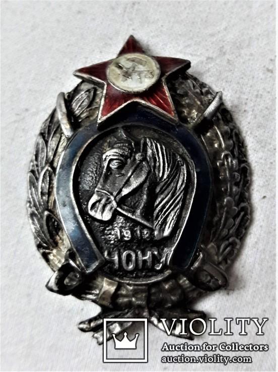 Знак Части Особого Назначения Украины, ЧОНУ, копия, 1918г, №0141, фото №3