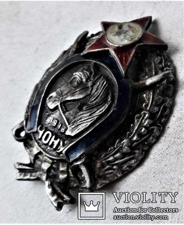 Знак Части Особого Назначения Украины, ЧОНУ, копия, 1918г, №0141, фото №2