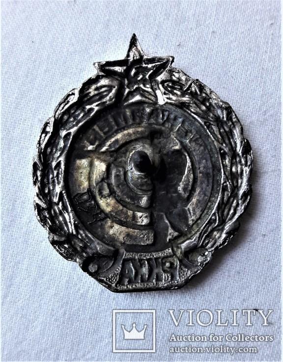 Знак Снайпер РККА, СССР, копия, №034, 1938 год, фото №10