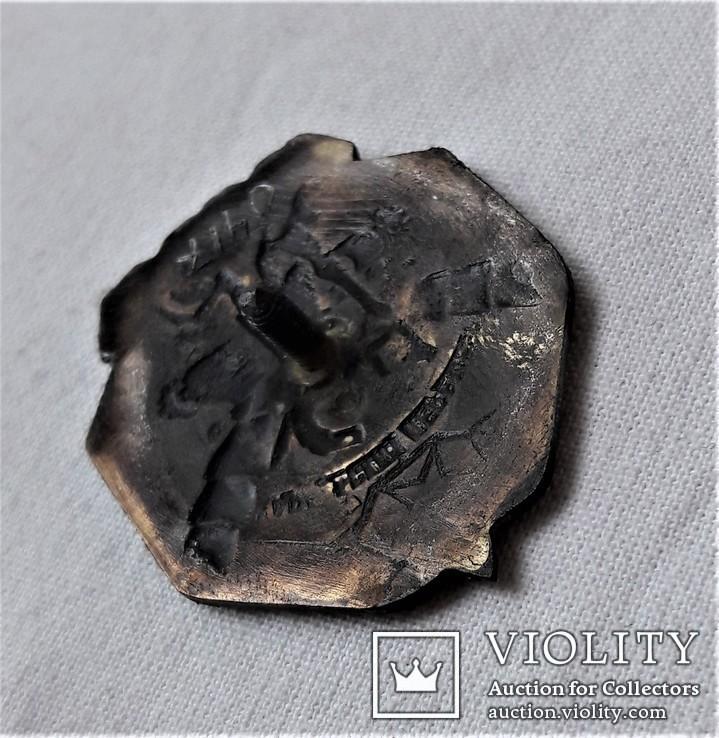 Знак За участие в боях на Карельском перешейке, копия, №0417, 1940г, фото №9