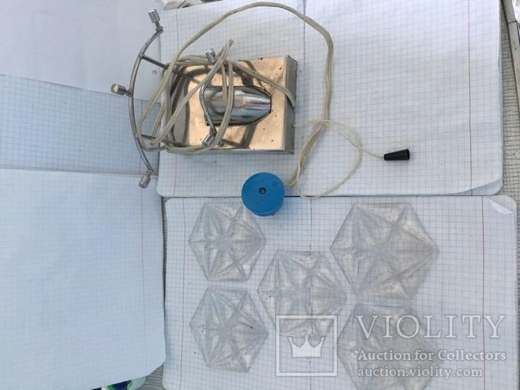 Світильник до стіни СССР., фото №3