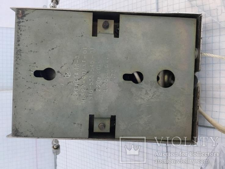Світильник до стіни СССР., фото №8