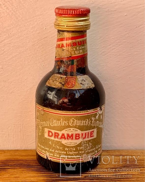 Алкоминималистика . Алкоголь 358. Ликер Drambuie Шотландия, фото №2