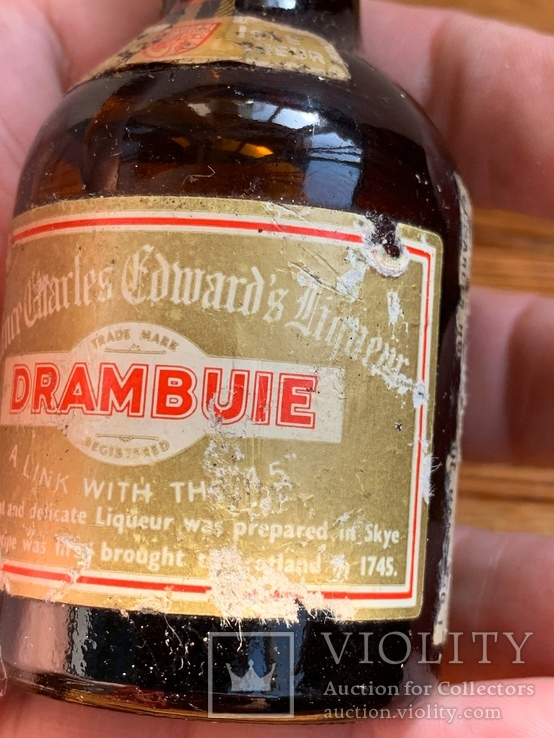 Алкоминималистика . Алкоголь 358. Ликер Drambuie Шотландия, фото №9