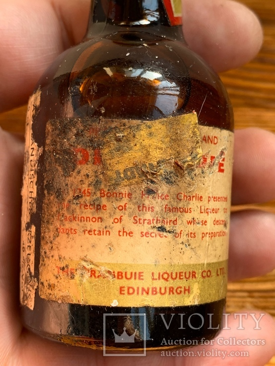 Алкоминималистика . Алкоголь 358. Ликер Drambuie Шотландия, фото №11