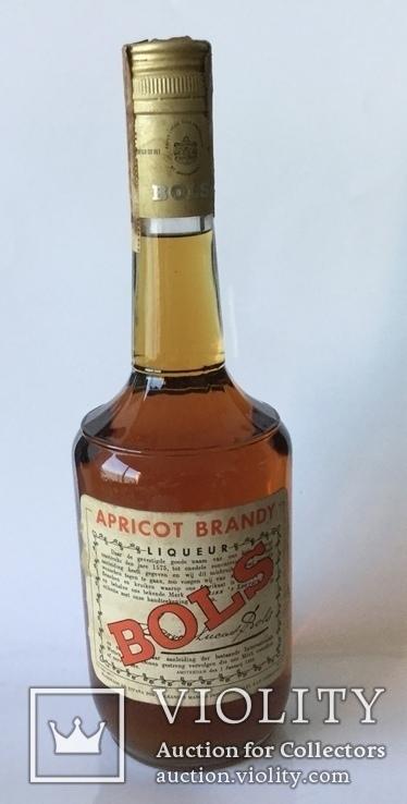 """Лікер,,Apricot Brandy"""". Bols / Нідерланди 1970s, фото №2"""