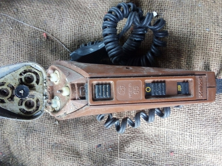Набор бритв ссср, фото №4