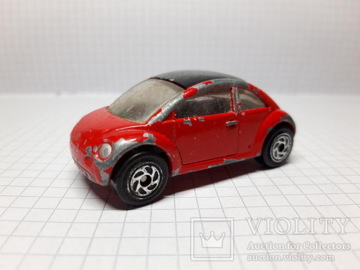 Matchbox Volkswagen 1995, фото №2