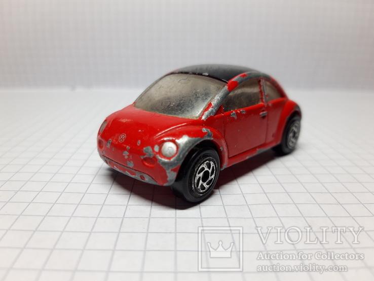 Matchbox Volkswagen 1995, фото №8