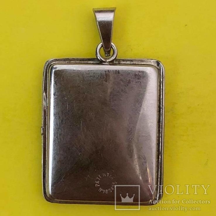 Кулон Срібло 835 проба. 10,12 грам. Під Фото., фото №3
