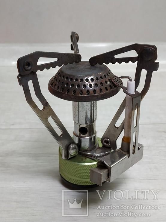 Газовая мини горелка, фото №2