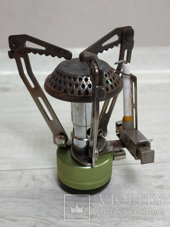 Газовая мини горелка, фото №4