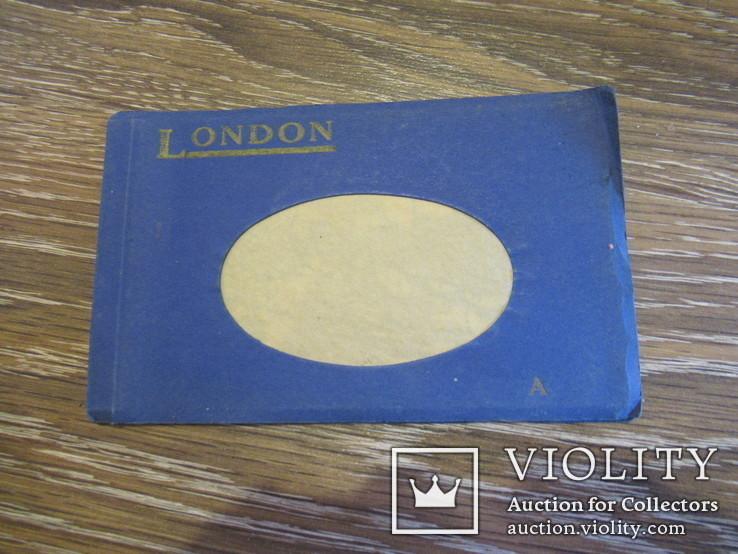 Великобритания. Лондон London набор открыток 5 штук, фото №2