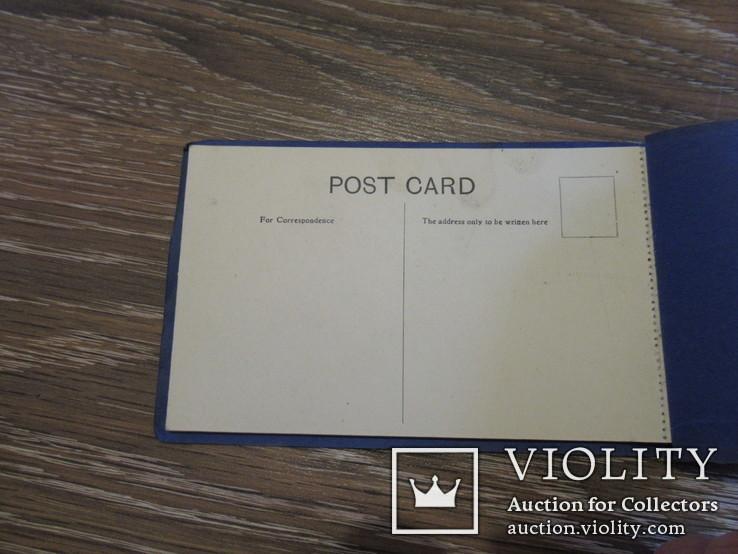 Великобритания. Лондон London набор открыток 5 штук, фото №9