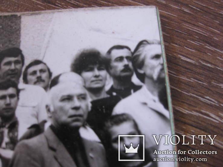 Перебування Голови УРП Л.Лукяненка на Закарпатті 1990, фото №5