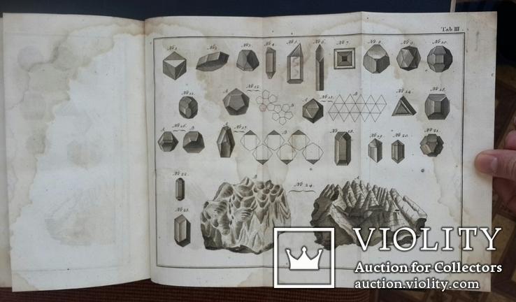 Начальные основания естественной истории. В. Севергин. 1791 - 1794 года., фото №11