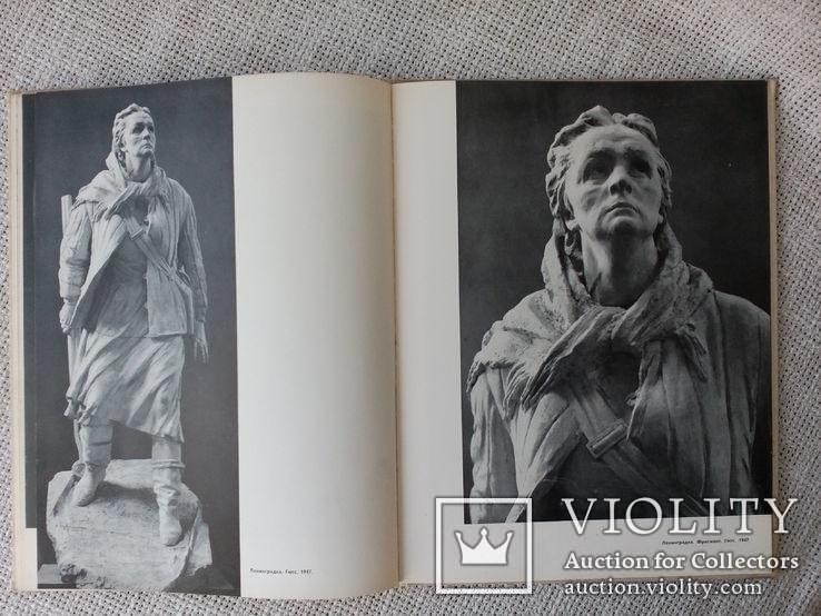 Скульптор Вениамин Борисович Пинчук , альбом 1965 г, фото №9