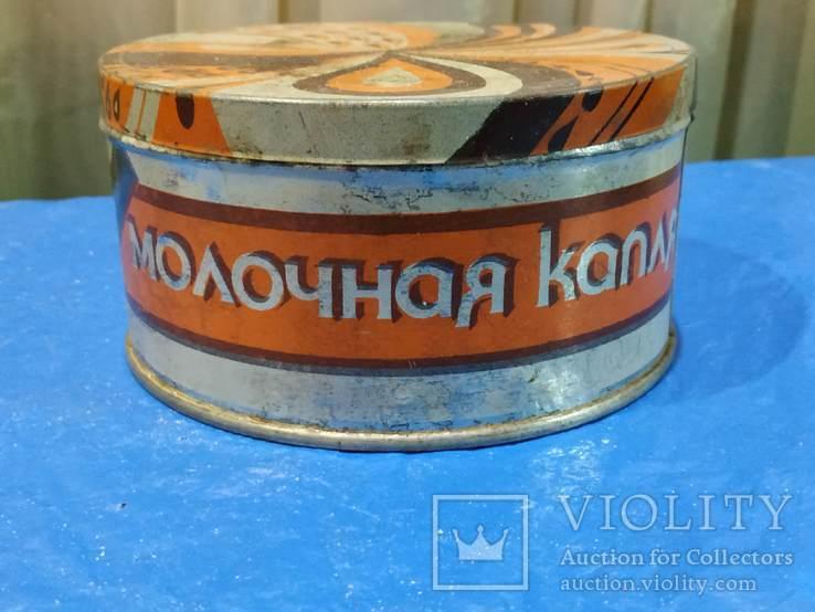 Коробка металлическая СССР, фото №5