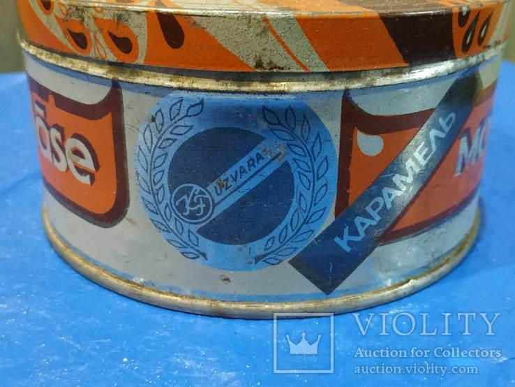 Коробка металлическая СССР, фото №6