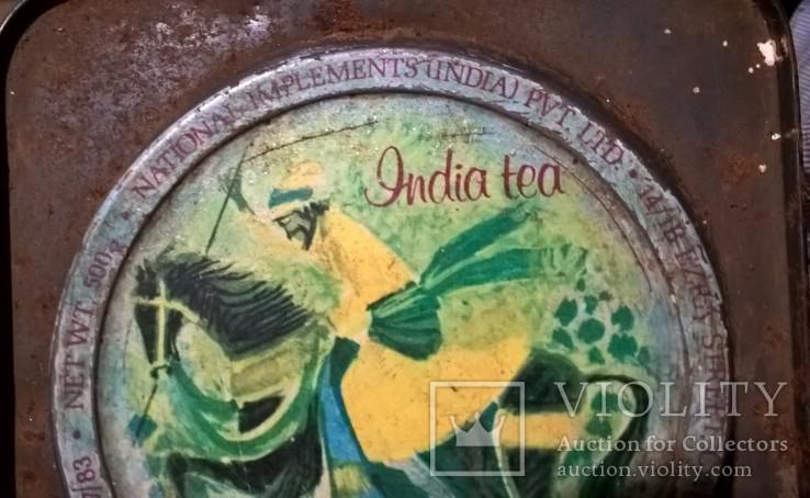 Банка от индийского чая, фото №8