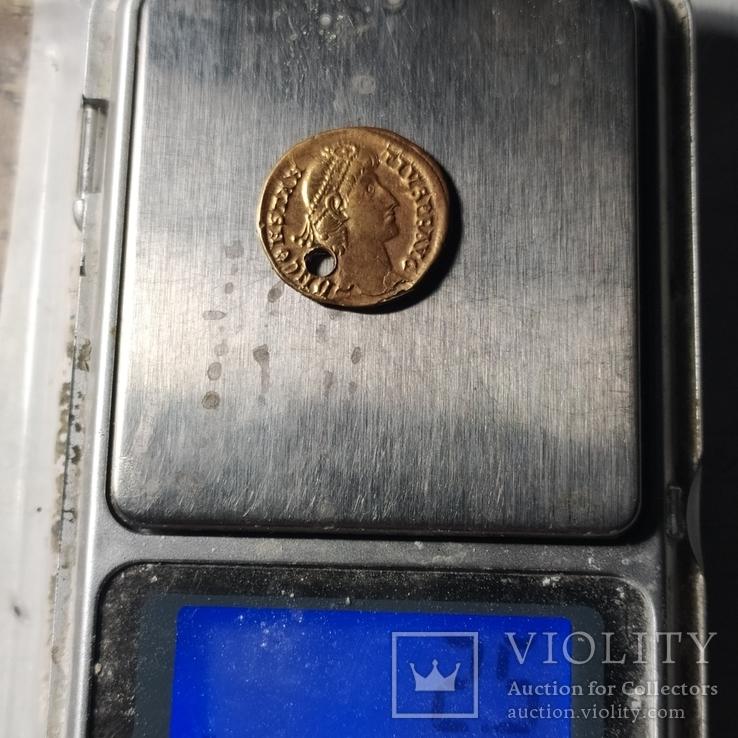 Силиква серебро позолота999 копия, фото №4