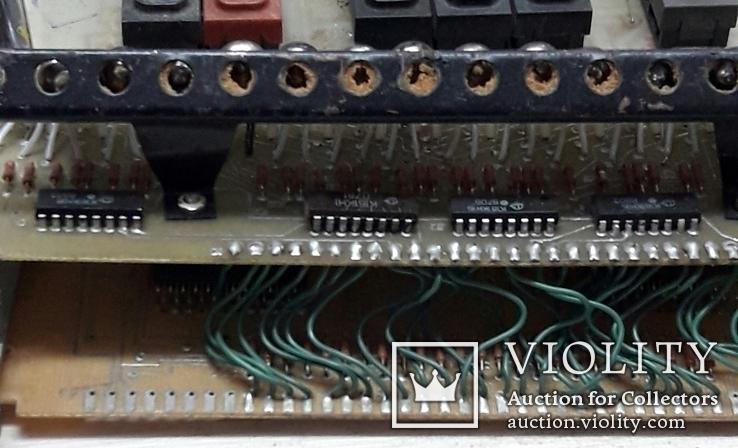Часть калькулятора Электроника Б3-05М, фото №7