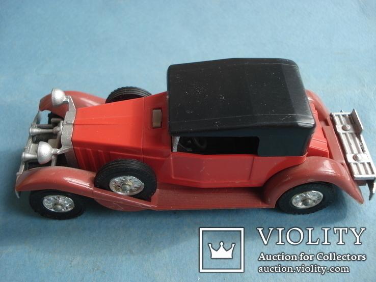 Автомобиль Старая модель СССР, фото №3
