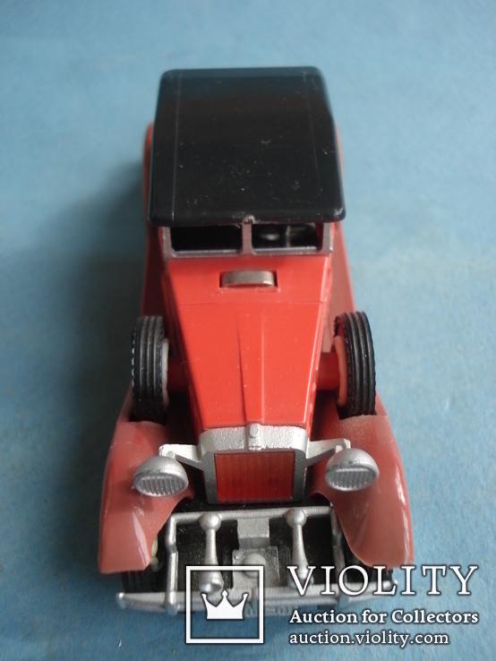 Автомобиль Старая модель СССР, фото №4