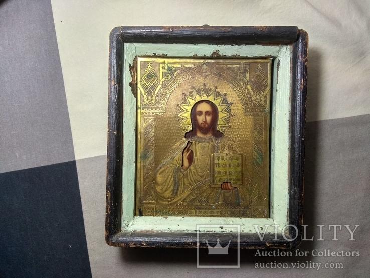Икона Господь Вседержитель, фото №3