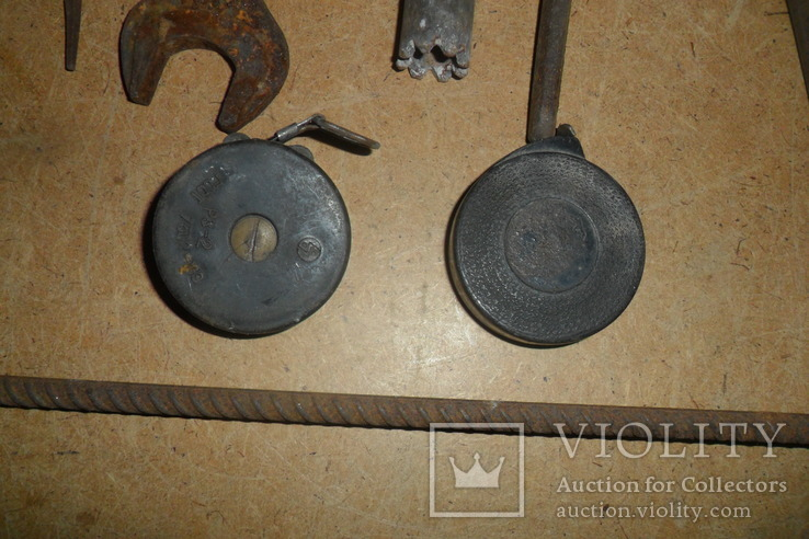 Плоскогубцы пассатижи ножницы по металлу ключ рулетка напильник и др., фото №8