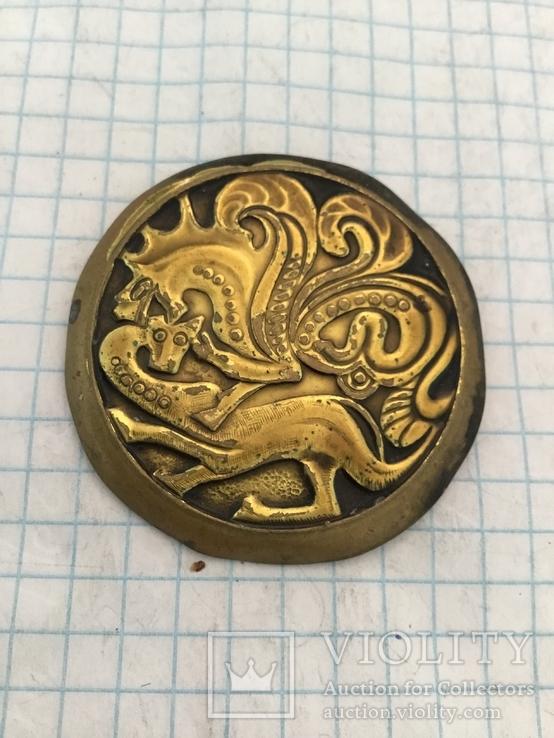 Брошка дракончикі, фото №2