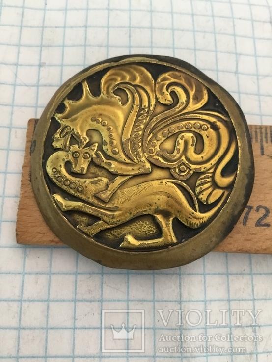 Брошка дракончикі, фото №4