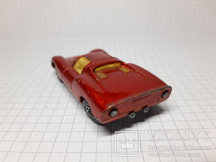 Matchbox Porsche 910, фото №6