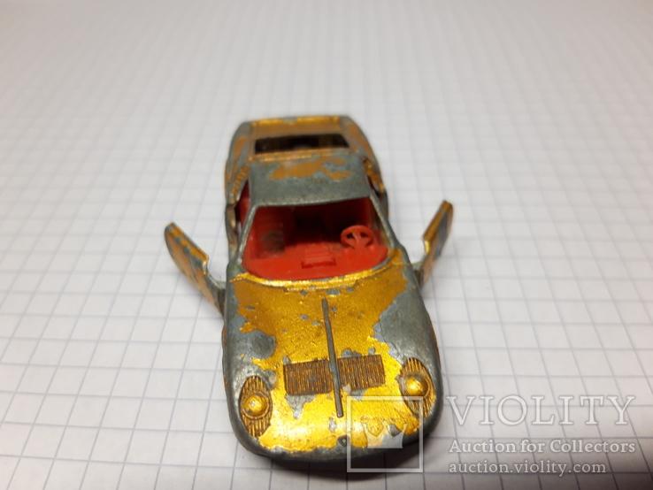 Matchbox Lamborghini Miura. Made in England, фото №7