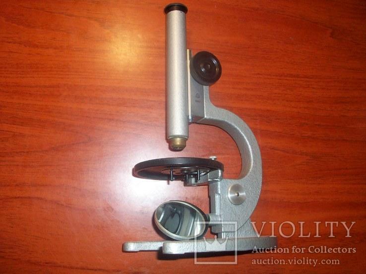 Микроскоп шм-1 из ссср, фото №2