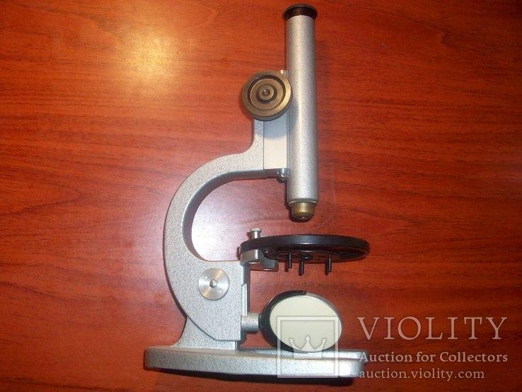 Микроскоп шм-1 из ссср, фото №3