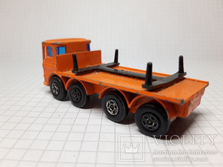 MATCHBOX ERGOMATIC CAB. MADE IN ENGLAND BY LESNEY, фото №4