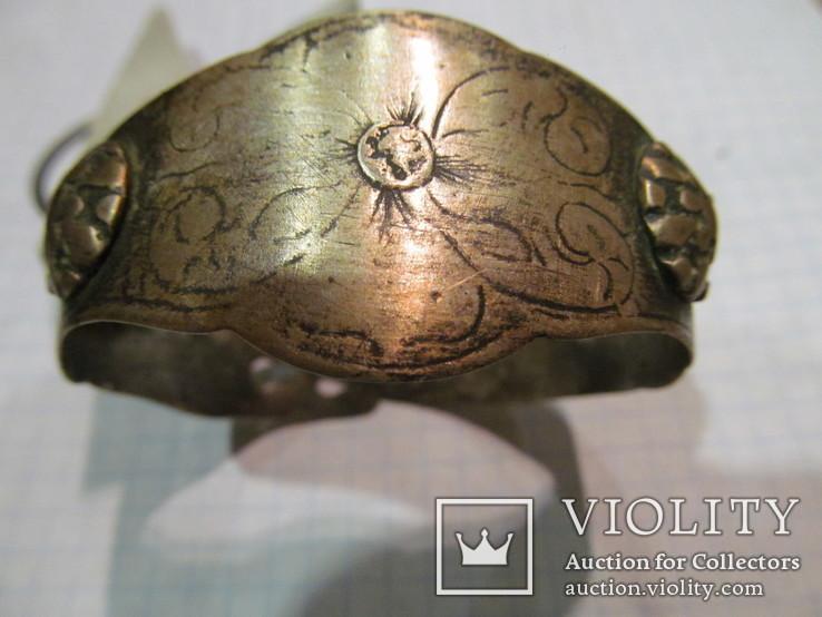 Старинный браслет, фото №2