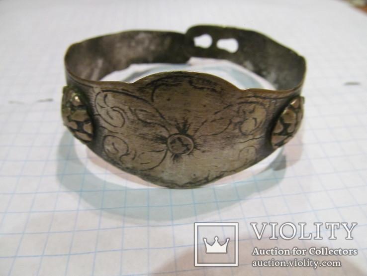 Старинный браслет, фото №4