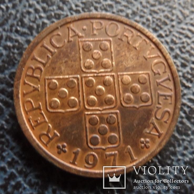 50 сентавос 1971   Португалия   (,11.3.5)~, фото №3