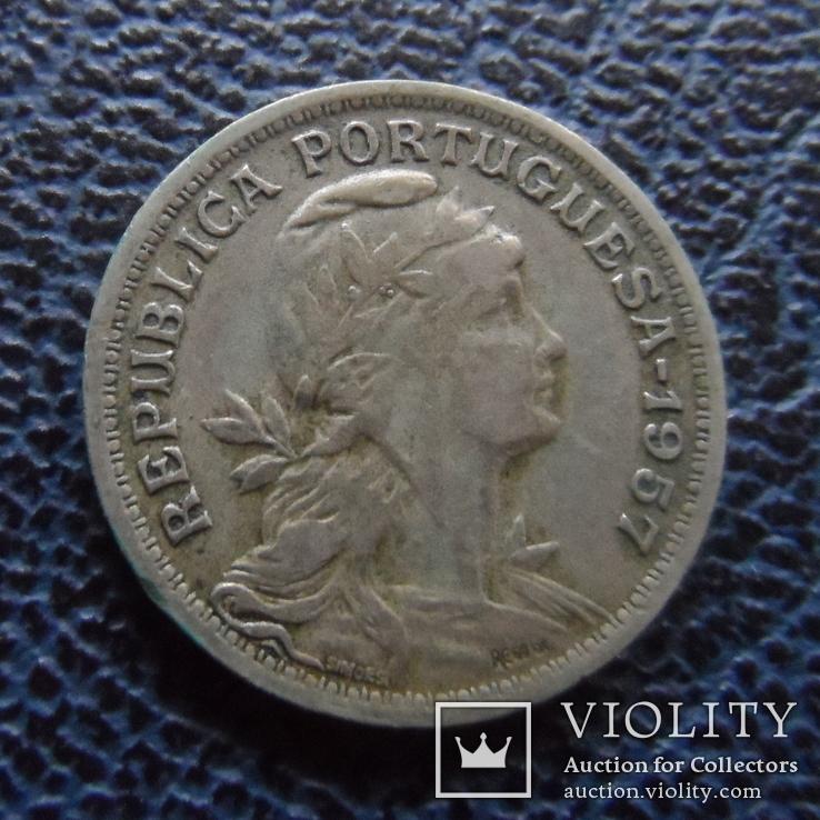 50 сентавос 1957  Португалия   (,11.2.39)~, фото №2
