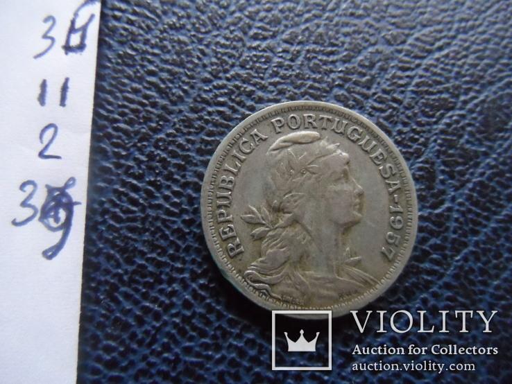 50 сентавос 1957  Португалия   (,11.2.39)~, фото №4