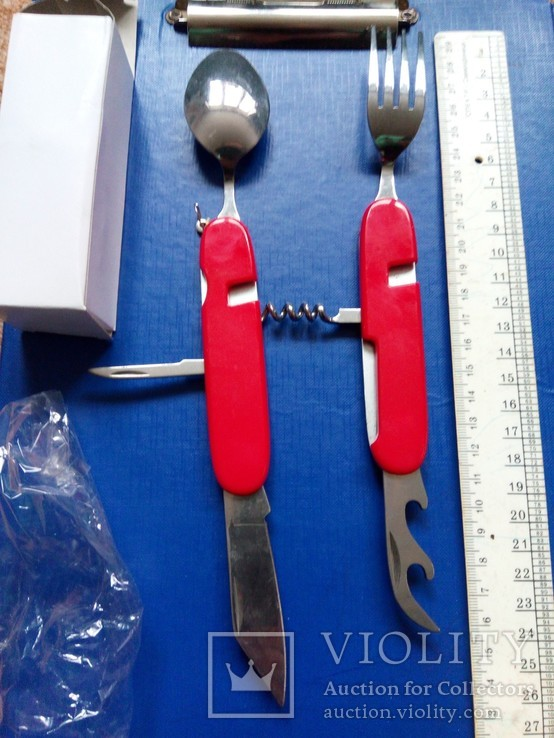 Нож 4 функции., фото №5