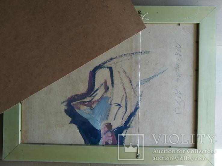 """""""Дети' к.м. 1970 г. Михаил Кошель, фото №6"""