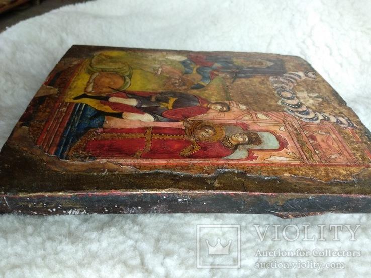 Старовірський образ Главосіки Івана Хрестителя, фото №6