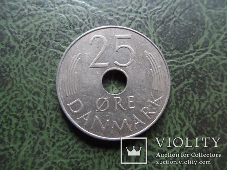 25 эре  1983  Дания   ($1.5.27)~, фото №3