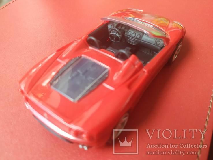 Модель Ferrari 360 Spider 1:38 (офіційний продукт), фото №5