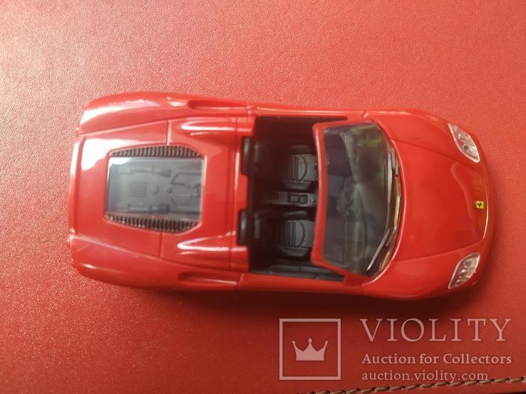 Модель Ferrari 360 Spider 1:38 (офіційний продукт), фото №6