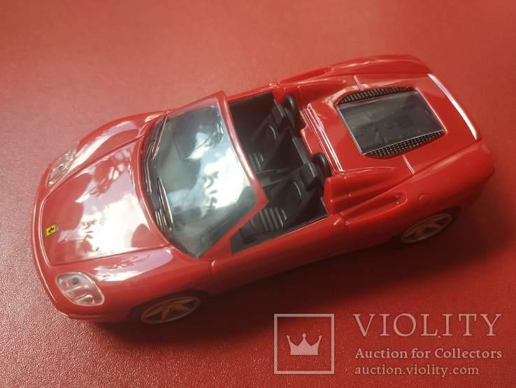 Модель Ferrari 360 Spider 1:38 (офіційний продукт), фото №7