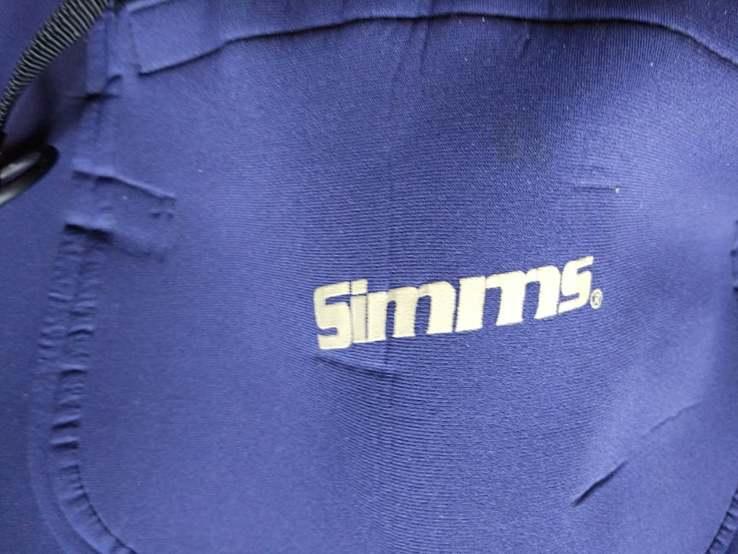 Водонепроницаемый рыболовный комбинезон Simms (США), фото №8